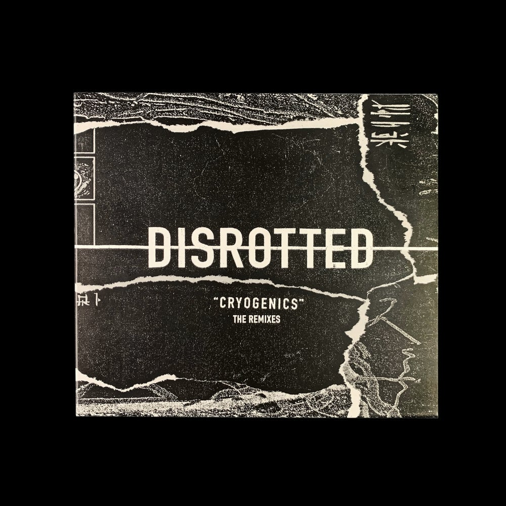 """Image of Disrotted - """"Cryogenics"""" The Remixes CD"""