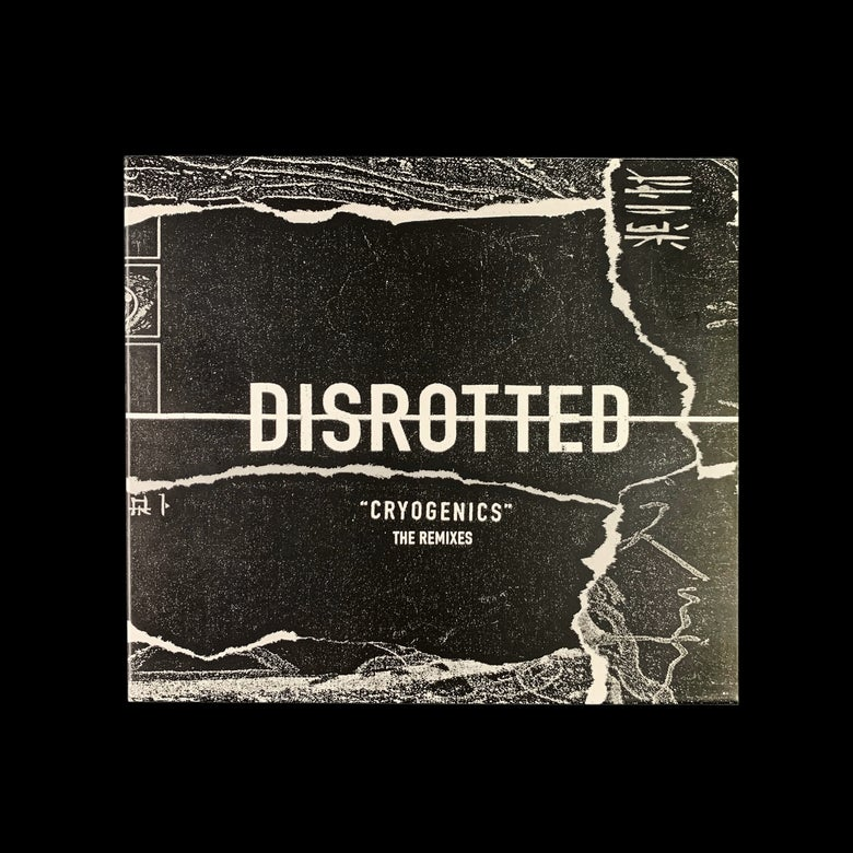 "Image of Disrotted - ""Cryogenics"" The Remixes CD"