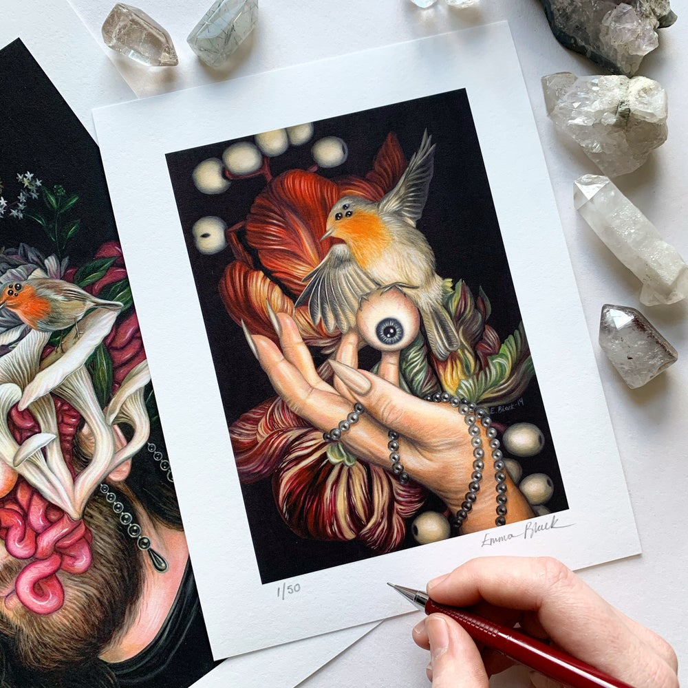 Image of Limited edition 'The Gift' Giclée Print