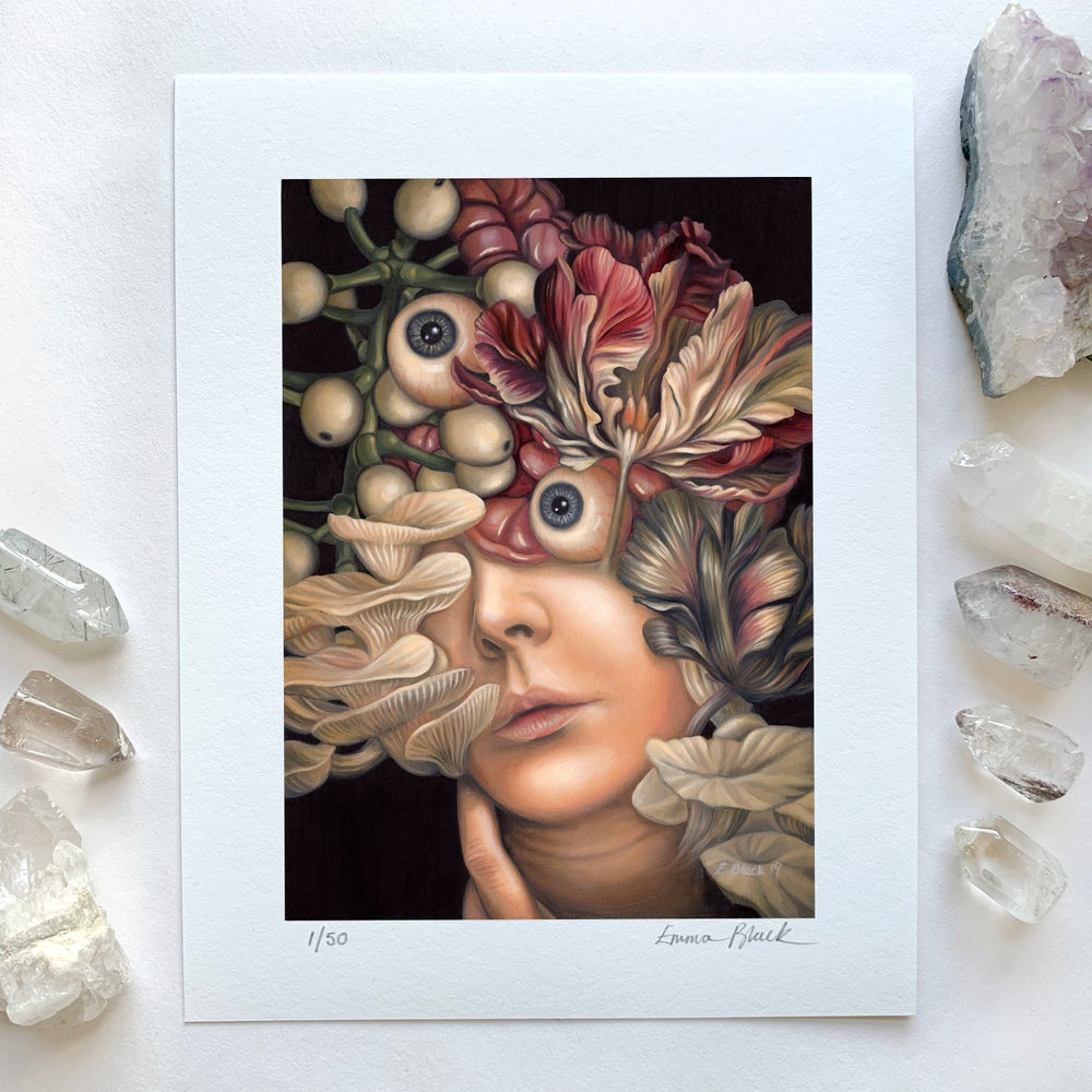 Image of Limited edition 'In Bloom' Giclée Print