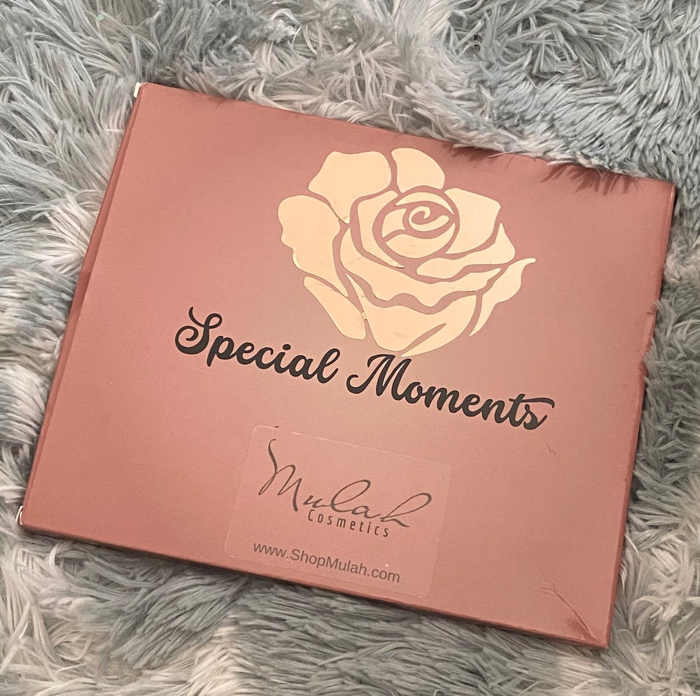 Special Moments Eyeshadow Pallete