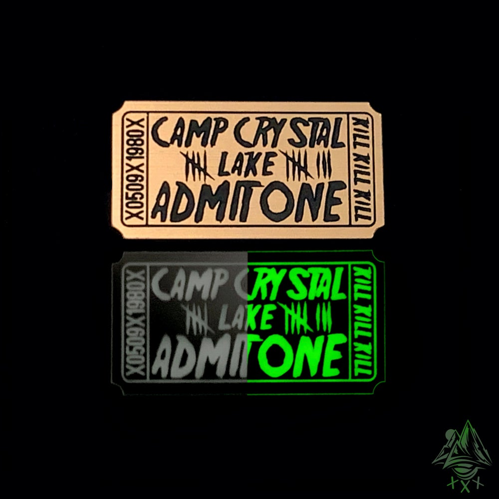 Image of Camp Admission Tickets