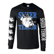 "Image of SHEER TERROR ""Bulldog Sleeves"" Long Sleeve T-Shirt"