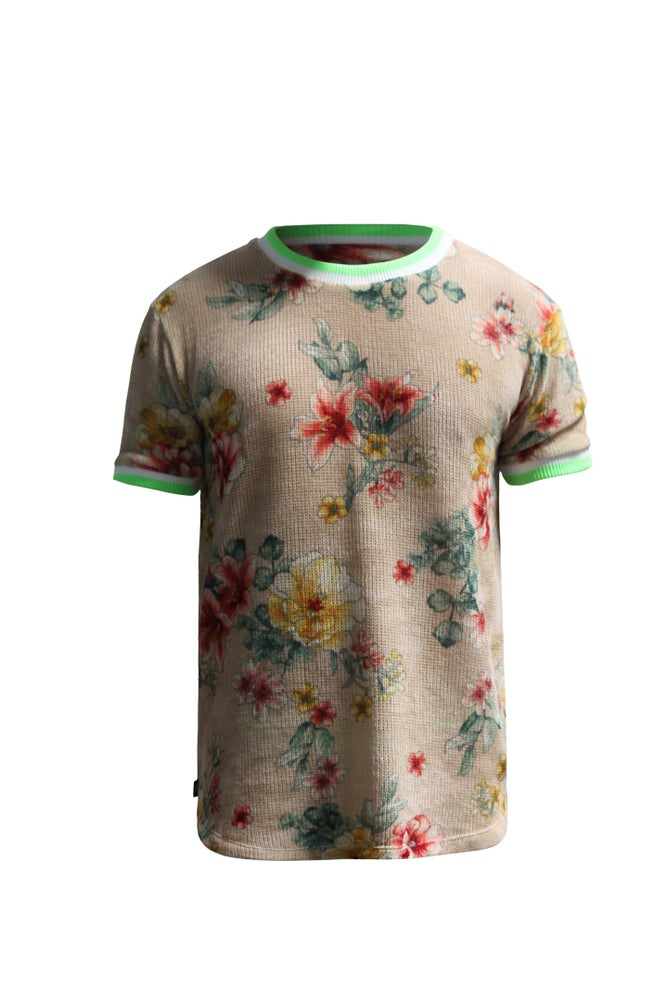 Image of Printed Chenille Shirt