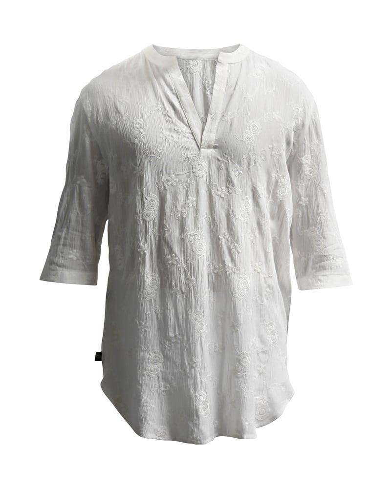 Image of Embroidered Boho Shirt