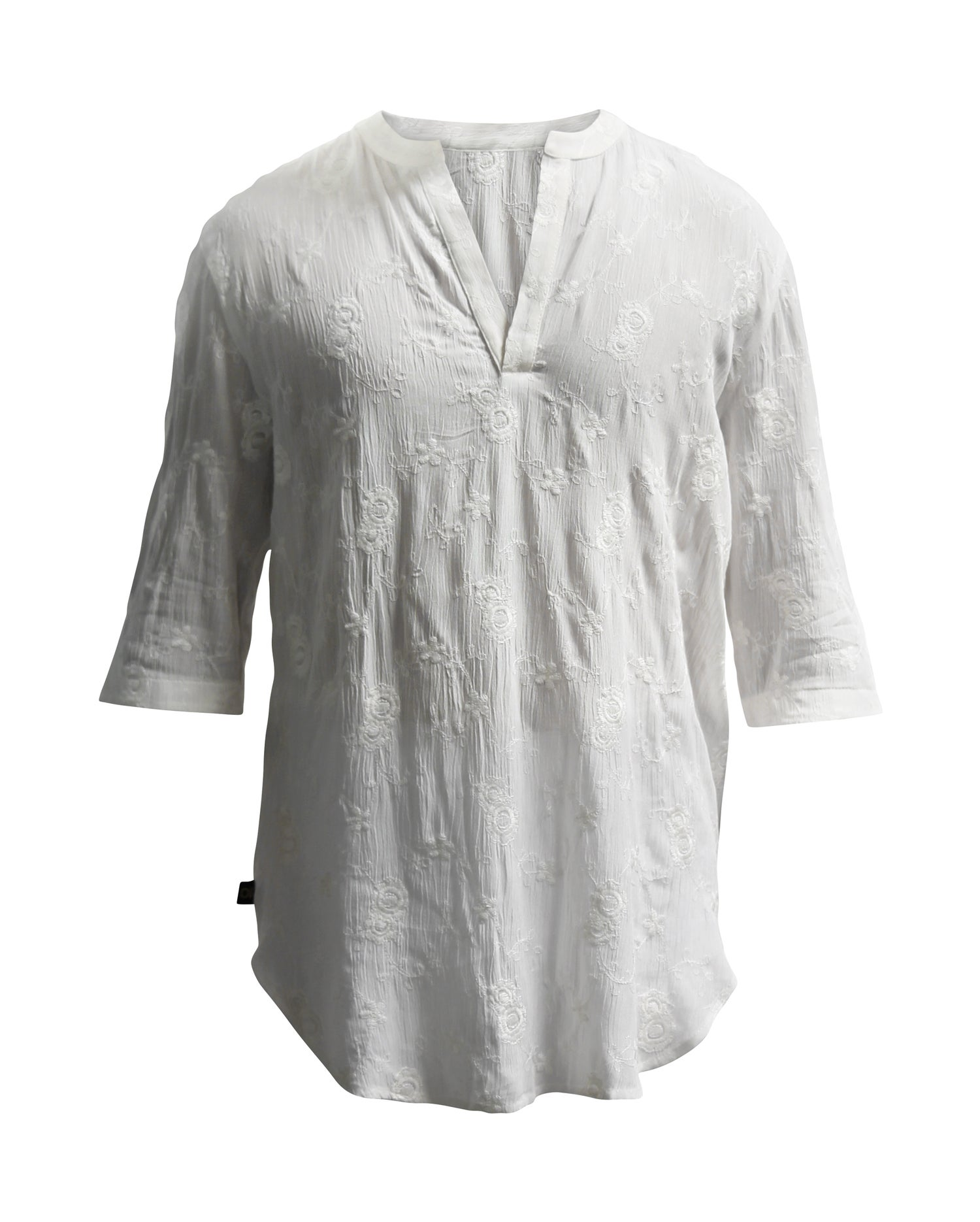 Image of Embroidered Boho Shirt