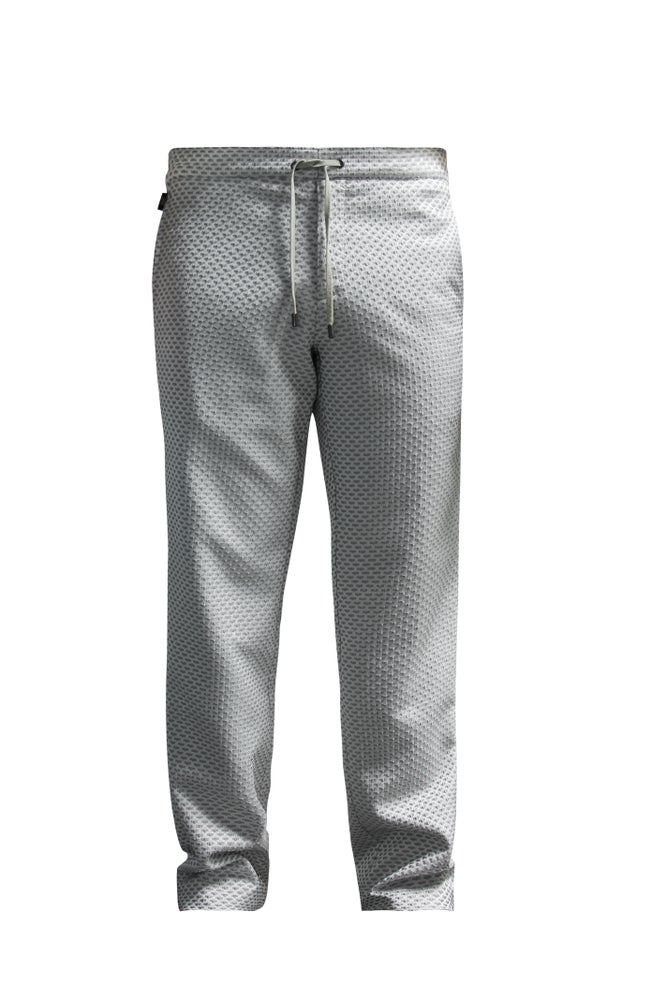 Image of Clip Dot Jacquard Dress Pant