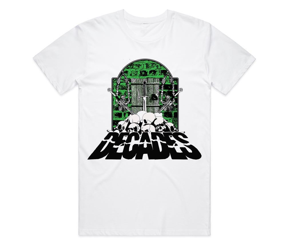 Image of Dungeon Of Doom tee
