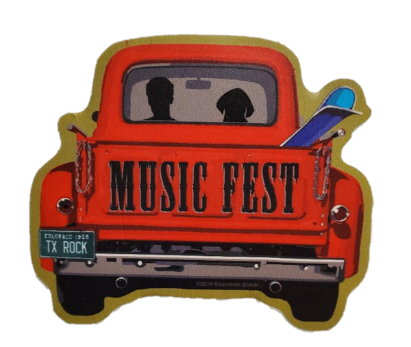 Image of Sticker - Truck
