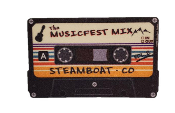 Image of Sticker - Mix Tape (small)