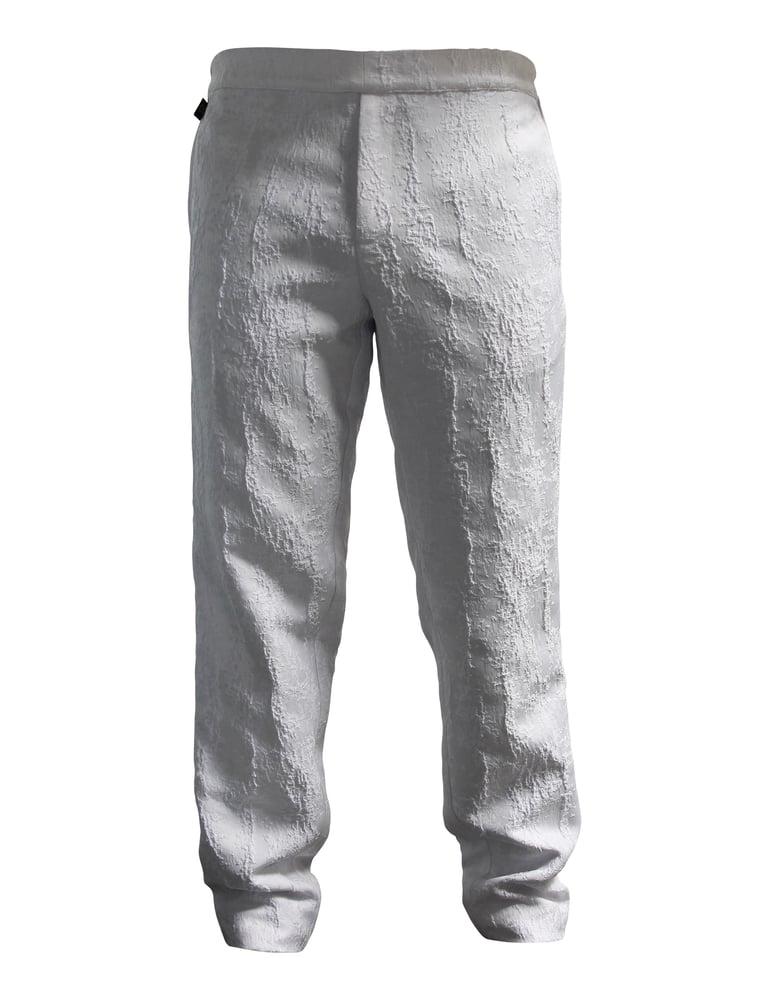 Image of Textured Brocade Pant