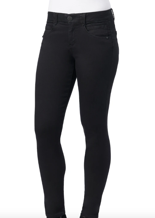 Image of Stretch Black Denim