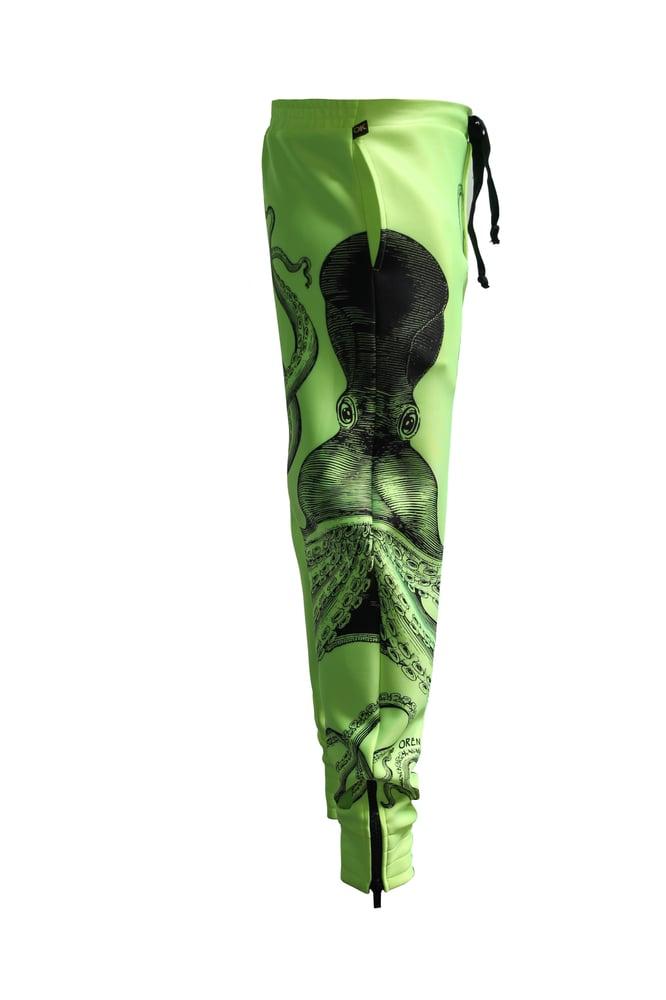 Image of Kraken Neon Jogger