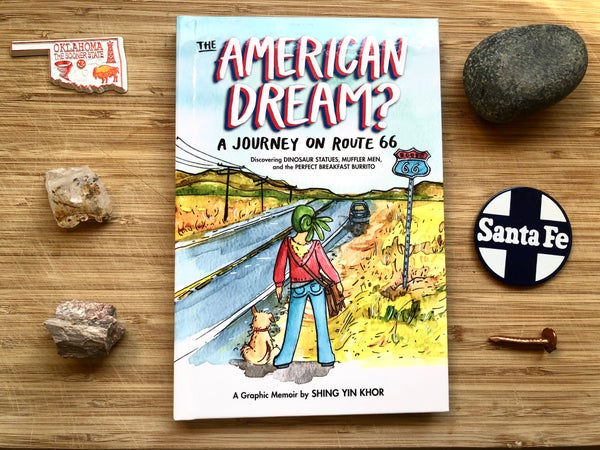 Image of The American Dream? A Journey on Route 66