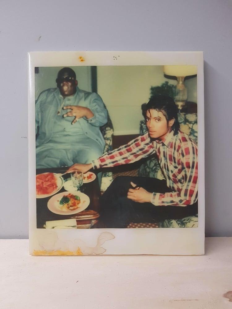 Image of Big Mike - Photochop