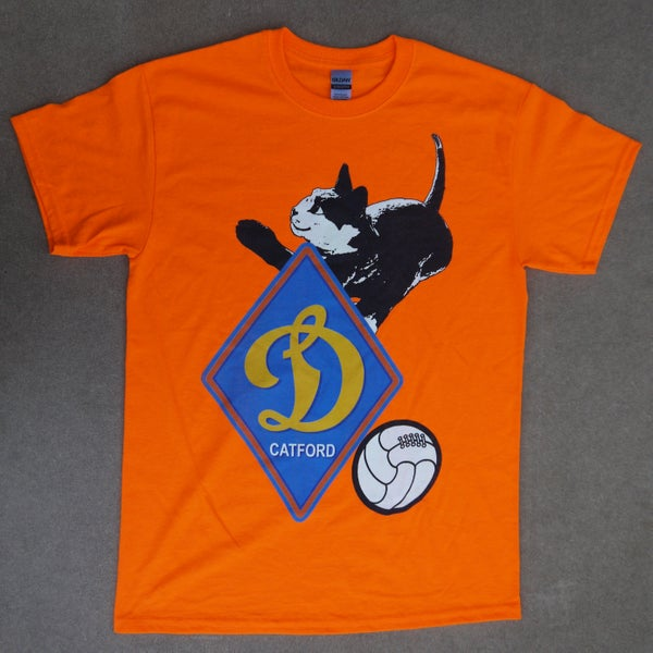 Image of Dynamo Catford cotton t-shirt