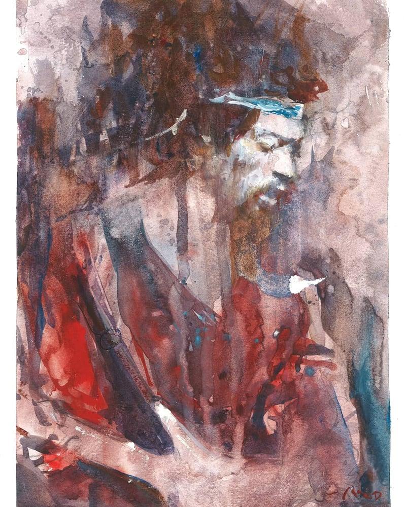 Image of Jimi Hendrix prints