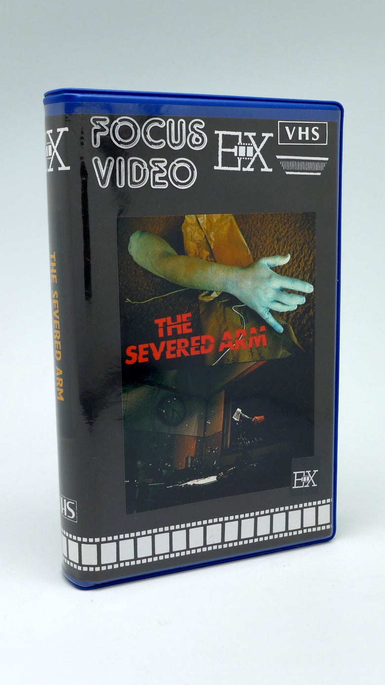 Image of THE SEVERED ARM (1973) VHS