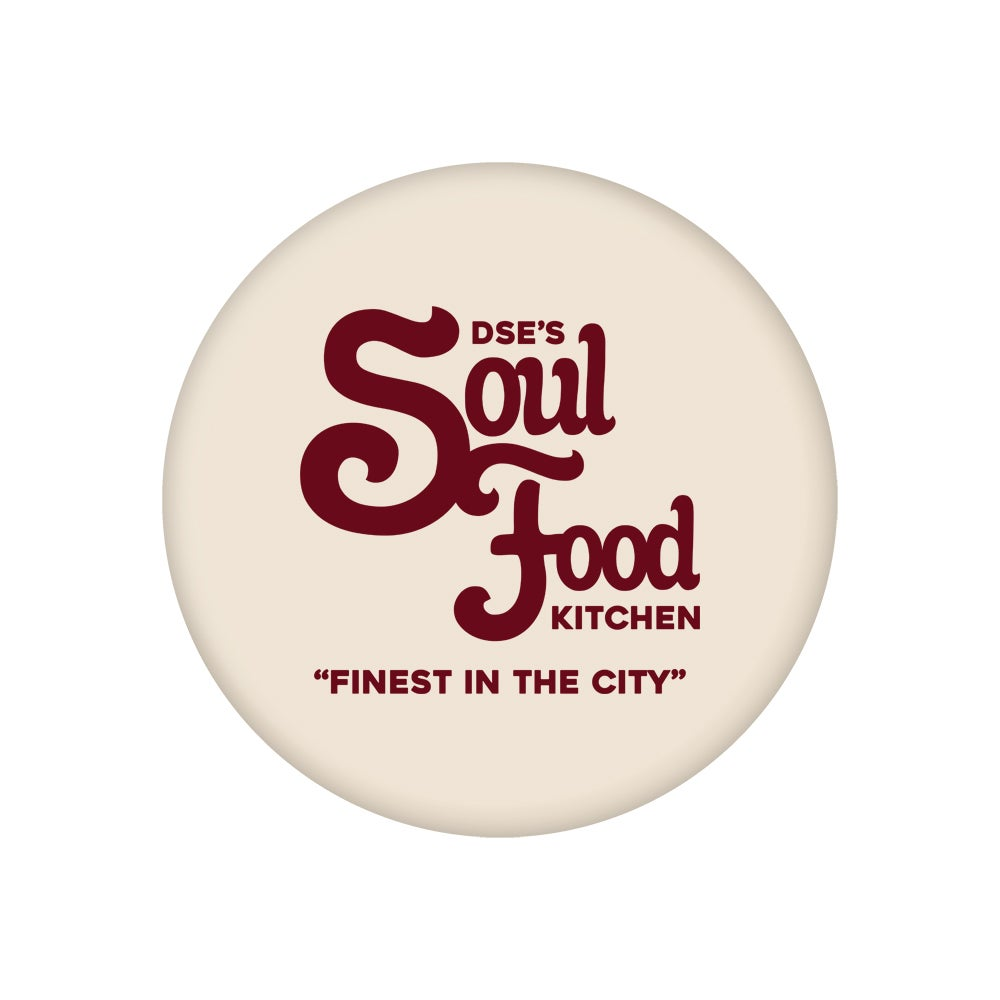 """Image of DSE's Soul Food Kitchen (2.25"""" Button)"""