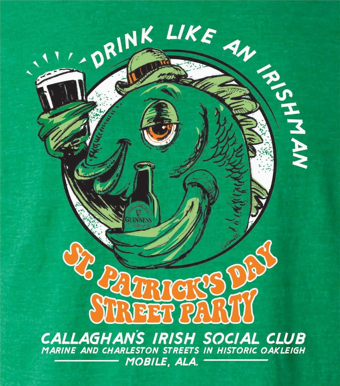 Image of DRINK LIKE AN IRISHMAN!