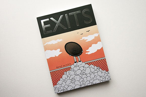 Image of Exits By Daryl Seitchik