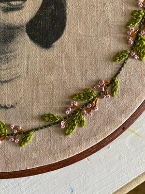 Image of Custom Embroidered Portraits