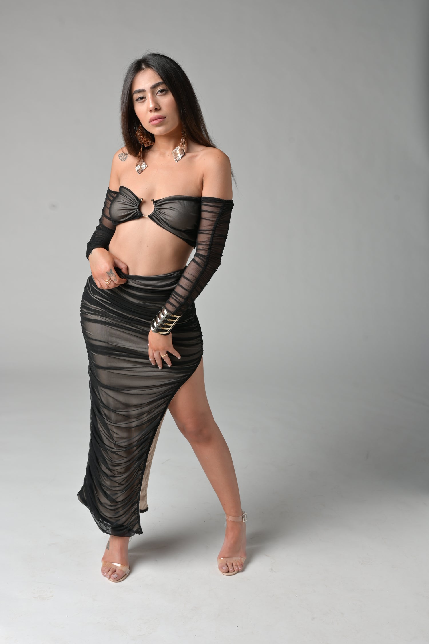 Image of Gather Me Up Two Piece Set
