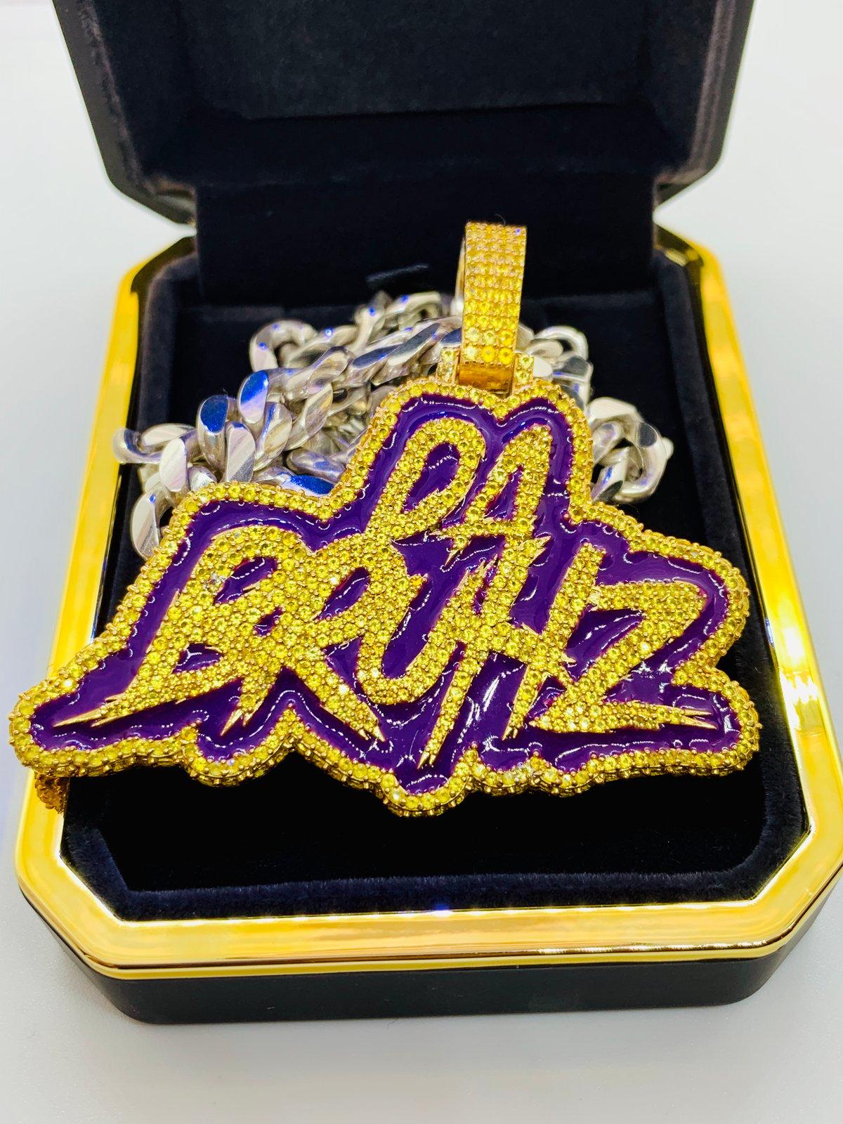 Image of Da Bruhz Pendant