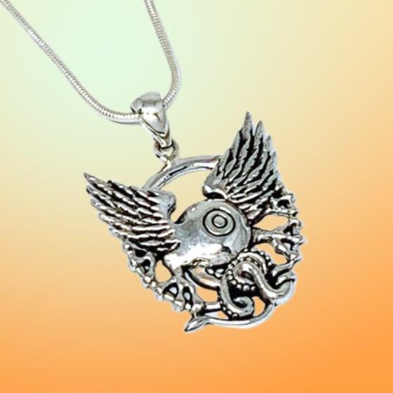 Image of Flying Eye Pendant