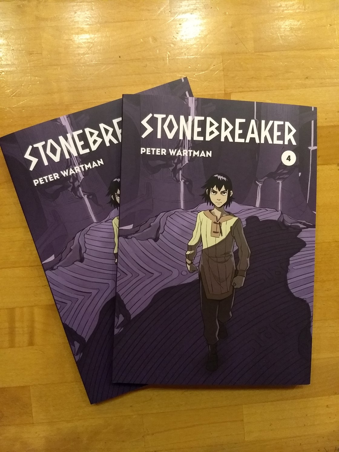 Image of Stonebreaker Part Four