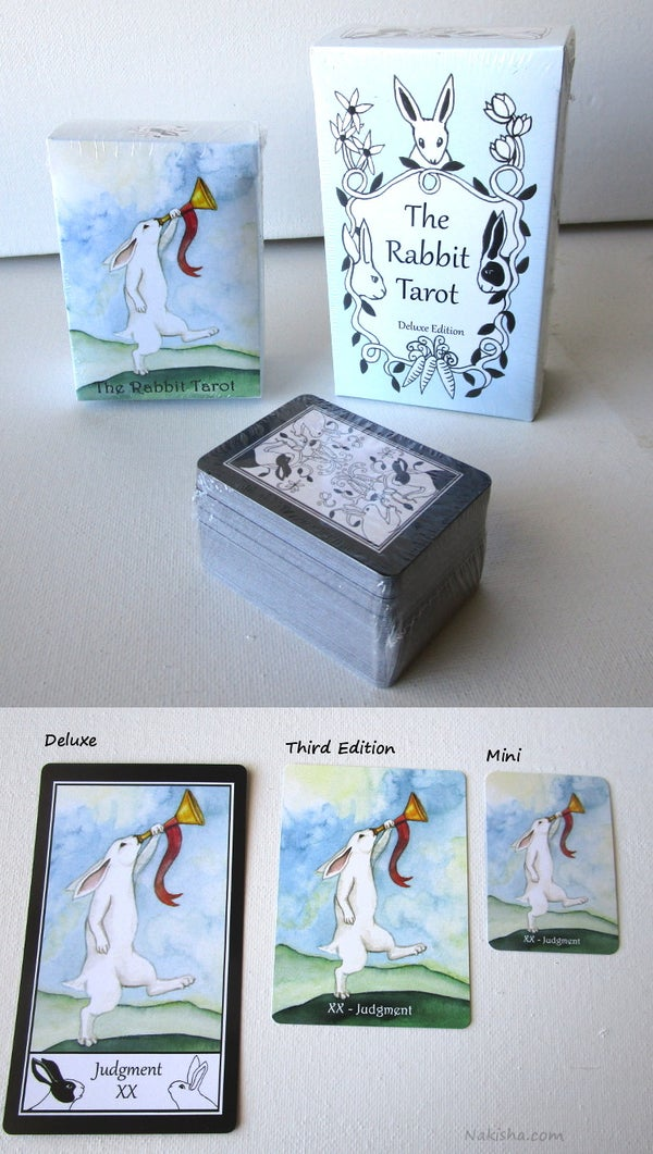 Image of The Rabbit Tarot