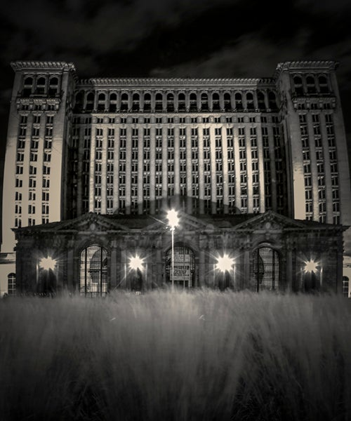 Image of Michigan Central Station