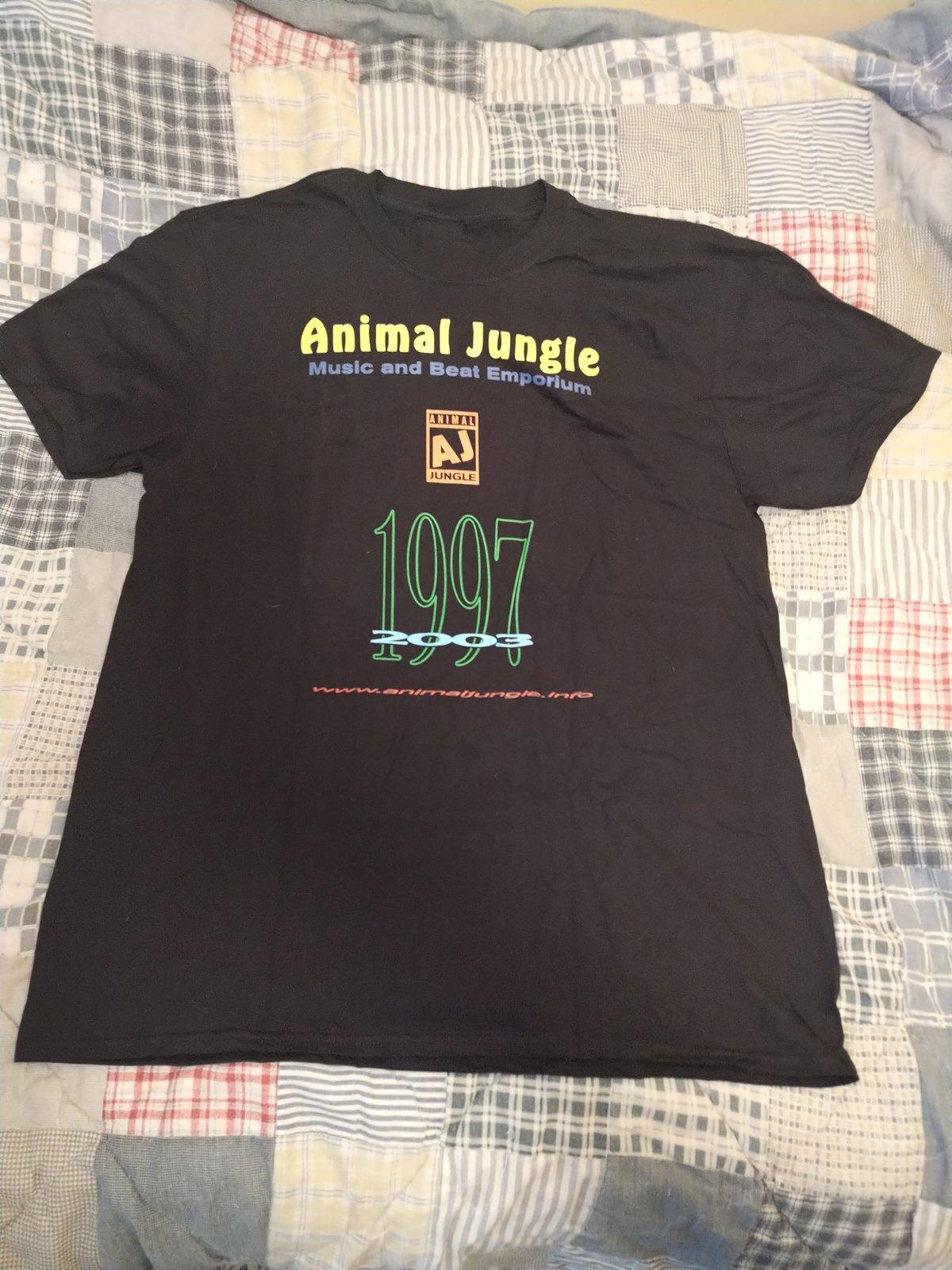 ANIMAL JUNGLE MUSIC AND BEAT EMPORIUM - T-SHIRT