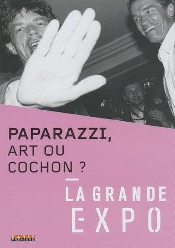 Image of  DVD PAPARAZZI, ART OU COCHON ? Yvonne DEBEAUMARCHÉ /ARTE