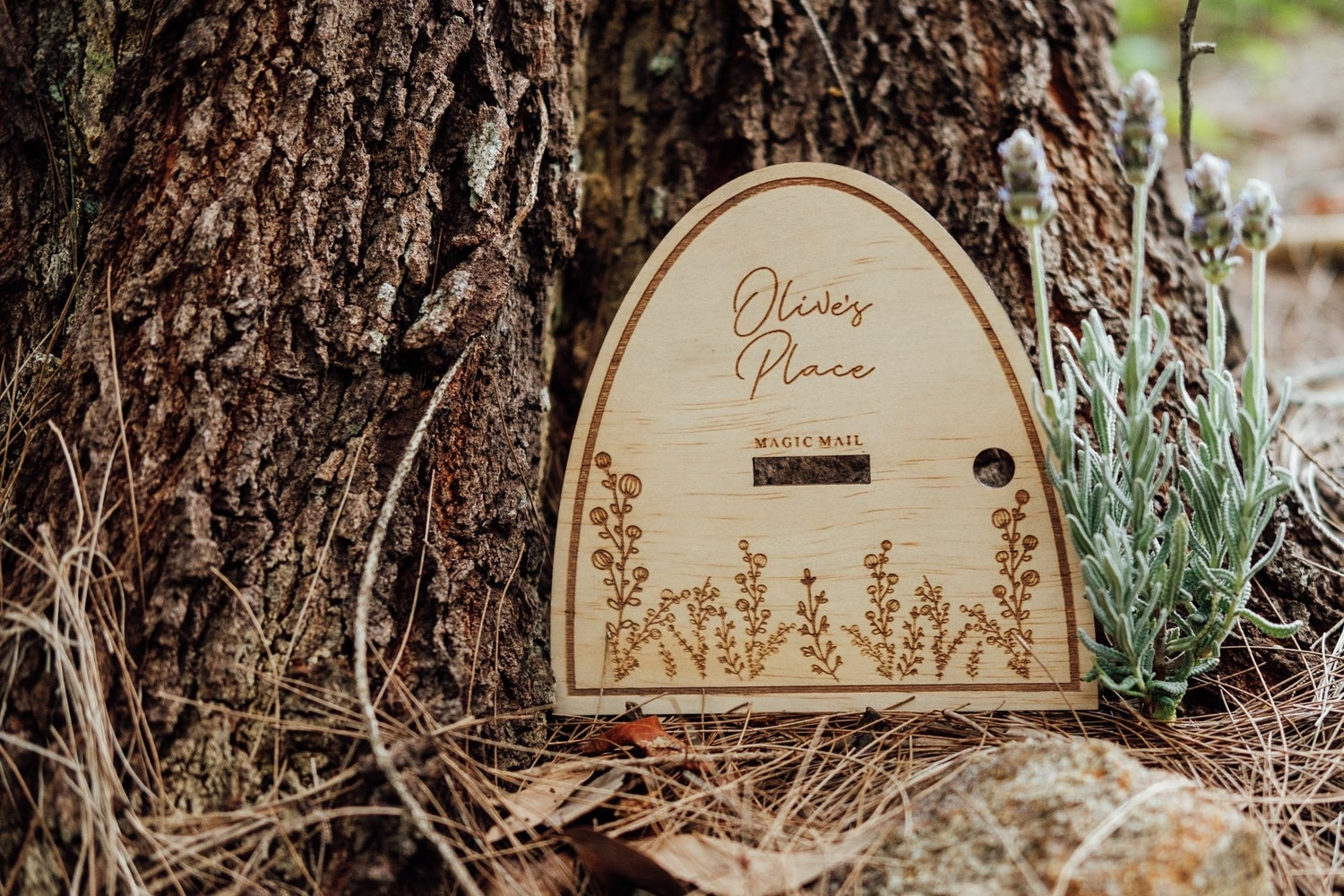 Image of PERSONALISED FAIRY DOOR