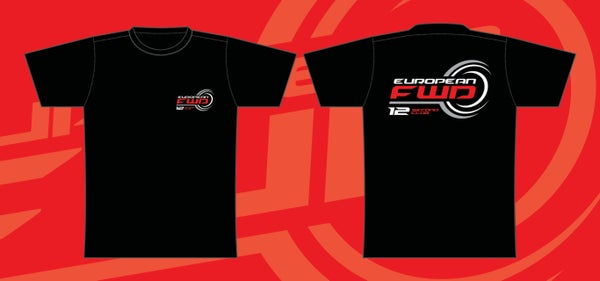 Image of EFWD 12 Second Club T-Shirt