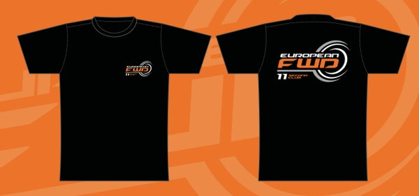 Image of EFWD 11 Second Club T-Shirt