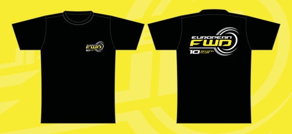 Image of EFWD 10 Second Club T-Shirt