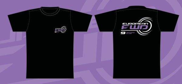 Image of EFWD 9 Second Club T-Shirt