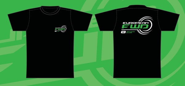 Image of EFWD 8 Second Club T-Shirt
