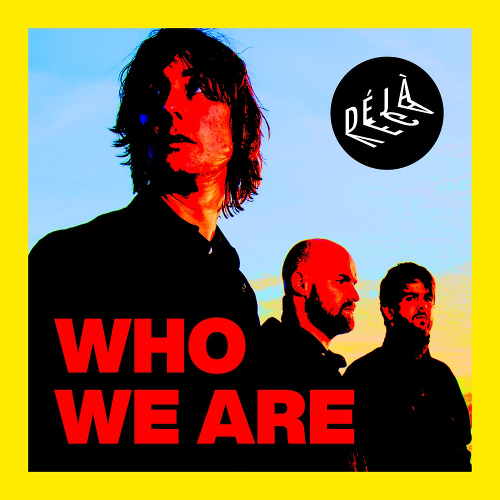 "Image of Who We Are 7"" coloured vinyl"