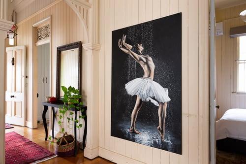 "Image of ""Jasmin Flow"" - Original Artwork"