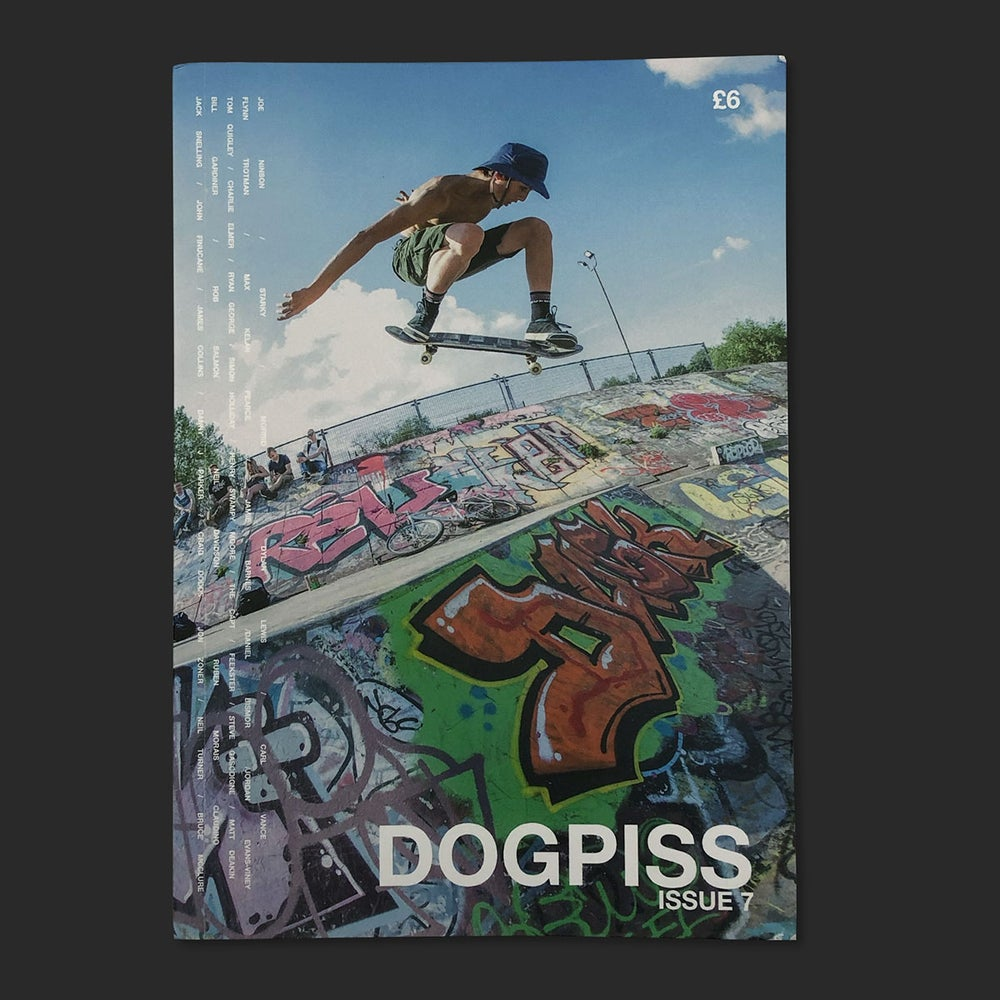 Image of Dogpiss #7