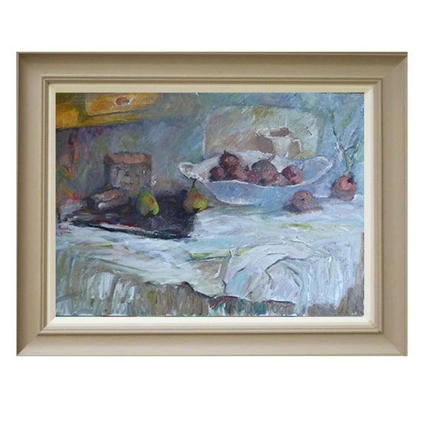 Image of Impressionist still life Anneke Kimmel (1932-2018)