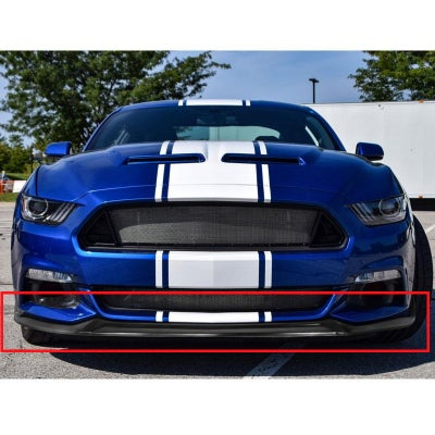 Image of 2015-2017 SHELBY STYLE FRONT LIP