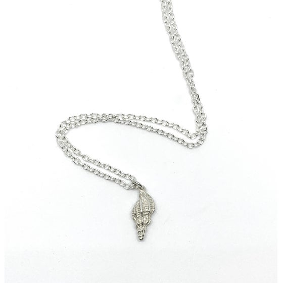 Image of Silver Shell Charm
