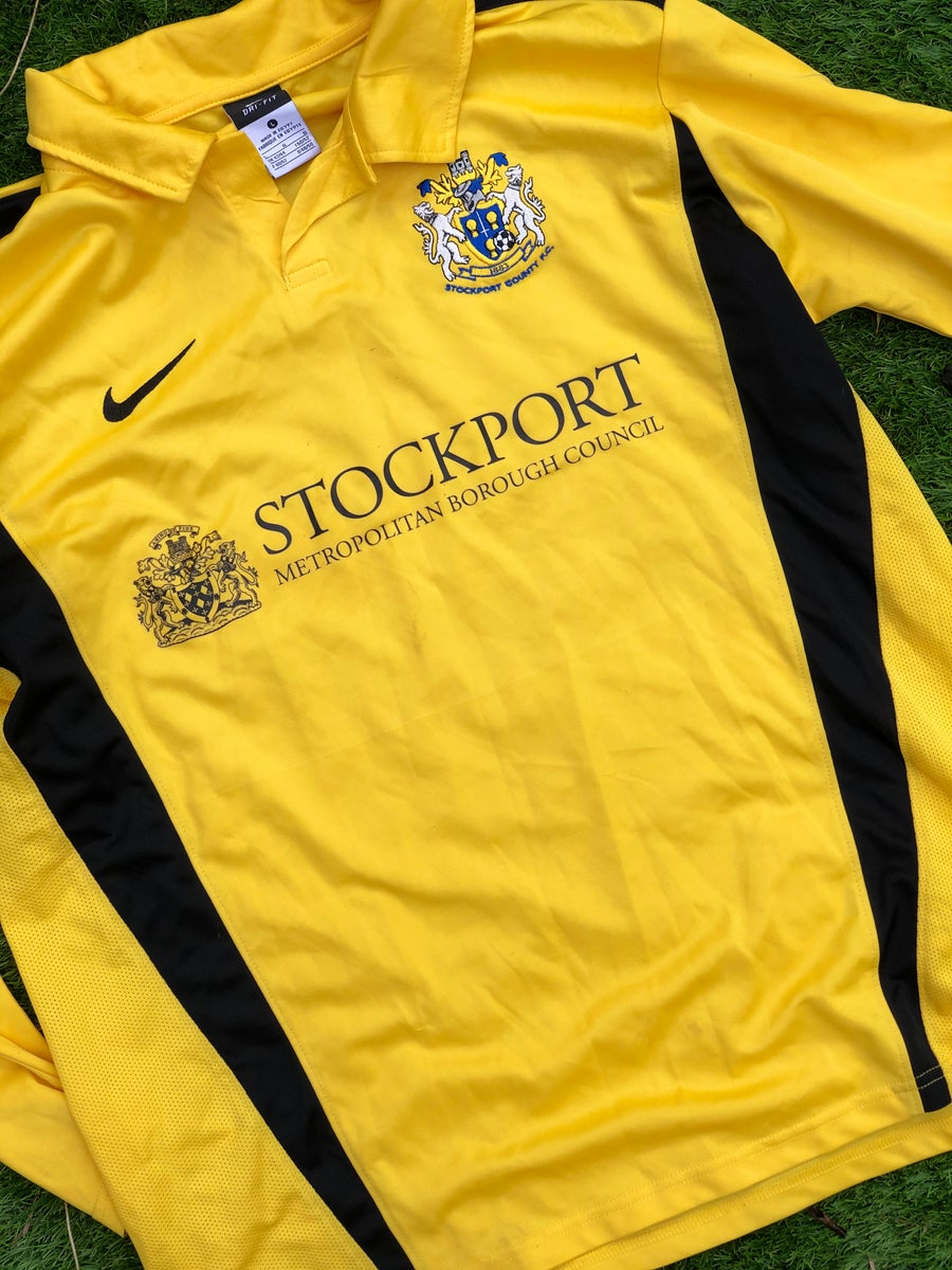 Image of Replica 2010/11 Nike Long Sleeved Third Shirt