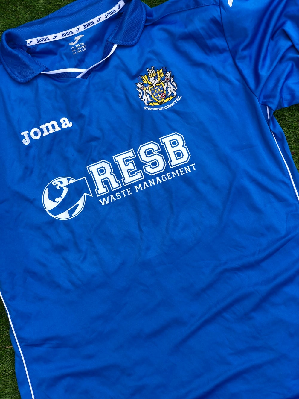 Image of Replica 2014/15 Joma Home Shirt