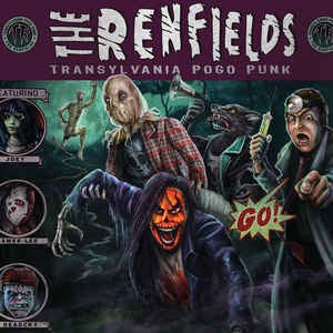 Image of The Renfields - Go! (Deluxe Digipak CD)