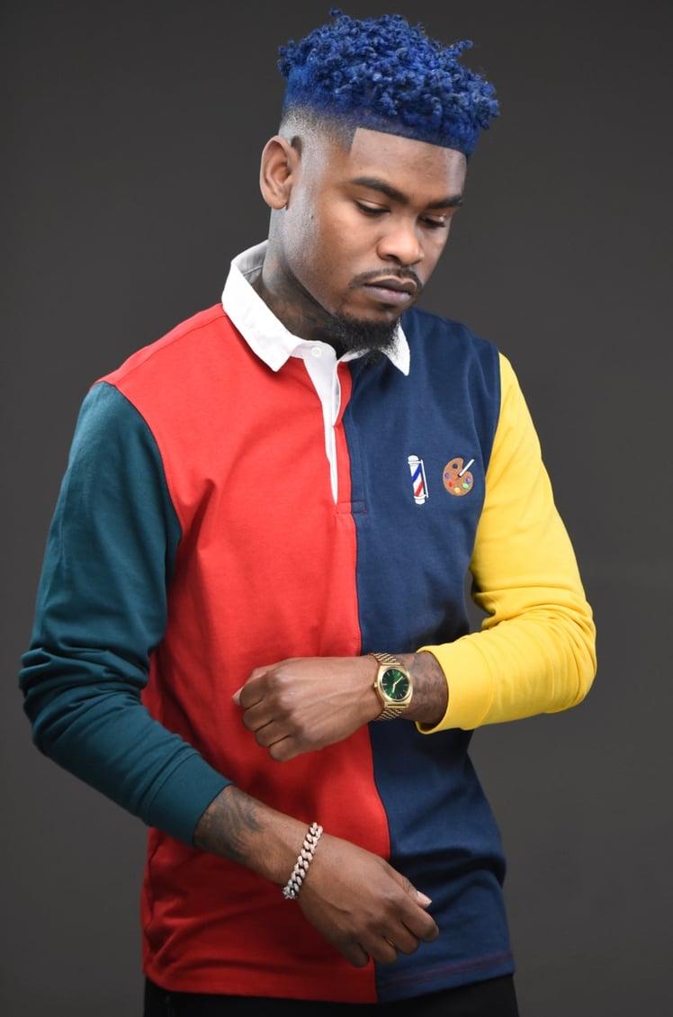 Image of Barber Artist Polo
